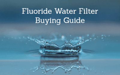 Best Fluoride Water Filter 2019: Reviews and Buying Guide