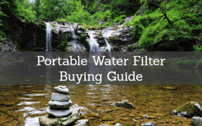 Best Portable Water Filter 2019: Reviews and Buying Guide