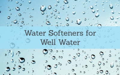 Best Water Softener for Well Water 2019: Reviews and Guide