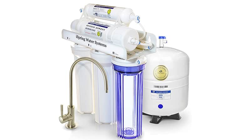 iSpring RCC7 Reverse Osmosis System Review (2019)