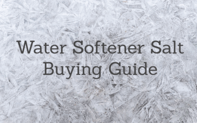 What's the Best Water Softener Salt?