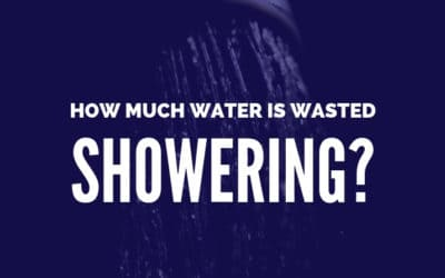 Americans Now Use About 1.7 Trillion Gallons of Water Showering in a Year
