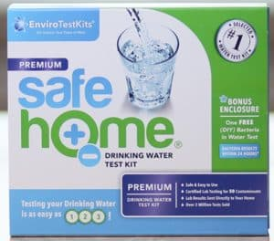 SafeHome Test Kit