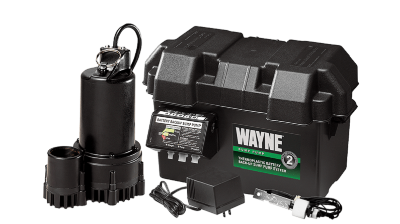 The Best Battery Backup Sump Pump: Reviews & Buying Guide